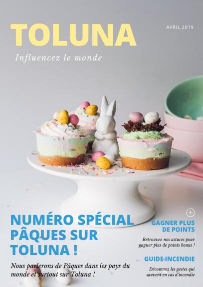 FR Toluna News - Avril